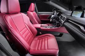 2016 lexus rx 350 rx 450h hybrid