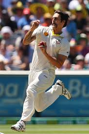 What it's really like to face Mitchell Johnson   The New Daily