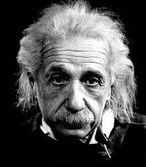 "quote by albert einstein ""two things are infinite the universe"