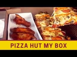 my box by pizza hut you