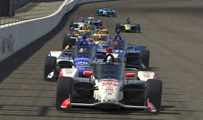 IndyCar drivers get real-world lessons with iRacing crashes - NBC ...