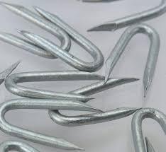 Galvanised Staples Choose Your Nail Size Choose Your Pack Size Fencing Netting U Staple Nails 100 15mm Amazon Co Uk Kitchen Home