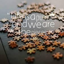 puzzle pieces inspirational quotes quotesgram