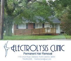 electrolysis clinic 1115 union rd
