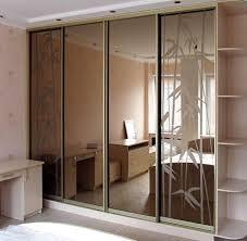 bronze mirror for sliding door mirror