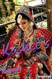 latest bridal makeup by kashee s beauty