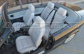 bmw 3 series leather interiors