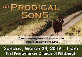 Musical – Prodigal Sons | Jeannie Allen Productions