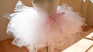 tutu skirt easy no sew tutorial