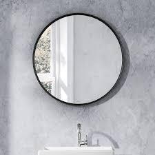 villeroy and boch antheus round mirror