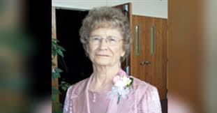 Hilda M. Johnson (Jenson) Obituary - Visitation & Funeral Information
