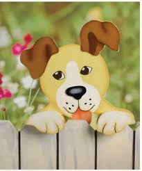 Breakhome Com Painted Wood Fence Fence Toppers Wood Craft Patterns