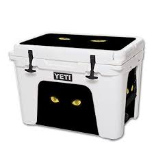 Mightyskins Protective Vinyl Skin Decal For Yeti Tundra 50 Qt Cooler Wrap Cover Sticker Skins Cat Eyes Want To Know More Cli Cool Wraps Yeti Tundra Cooler