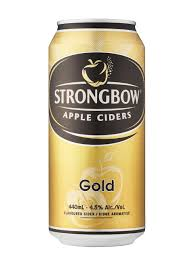 strongbow gold apple cider lcbo