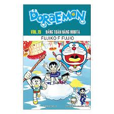 Doraemon Tập 15: Đấng Toàn Năng Nobita (Tái Bản 2019) - Truyện ...