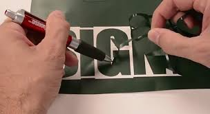 Defective Vinyl Try These Tips First Signwarehouse Sign College