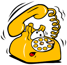 Image result for picture of phone ringing