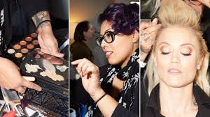 industry makeup artists share