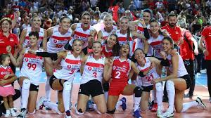 Türkiye A Milli Kadın Voleybol Takımı finale yükseldi - Alan Savunması