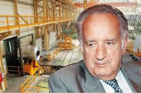 Ποιος είναι ο Νίκος Στασινόπουλος;Νέα επένδυση 150 εκατ. ευρώ της ΕΛΒΑΛΧΑΛΚΟΡ