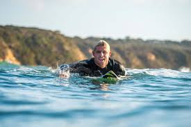 Mick Fanning After Shark Attack
