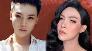 man to woman makeup transformation 36