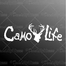 The 1 Source For Camo Life Car Stickers