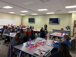 Child Advocacy Center provides training for ISD Staff - Manistee News  Advocate
