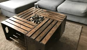diy coffee table you can build