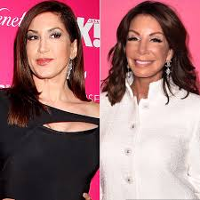 "Jacqueline Laurita Slams Danielle Staub For Recent Claims She Made About  Her Daughter Ashlee Holmes Over Hair Pull Incident; Calls Her ""Delusional""  And ""Crazy Pants"""