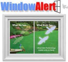 Window Alert Bird Collision Decals 16 Pack Keep Birds Safe Prevents Bird Window Collisions Windowalert Decals At Songbird Garden