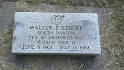 Walter E. Lebert (1901-1968) - Find A Grave Memorial