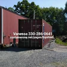 steel conex cargo storage shipping