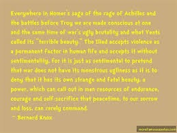 famous homer iliad quotes