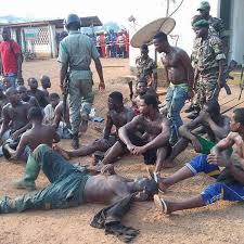 CAMEROUN :: Crise dans les régions du Nord-ouest et Sud-ouest ...