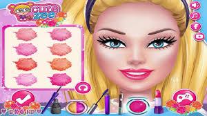barbie fashion make up games 2yamaha