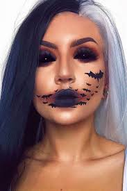 15 cool halloween makeup ideas to try