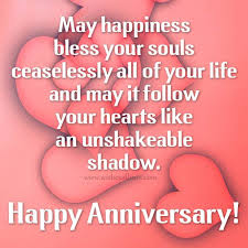 wedding anniversary wishes for friends com