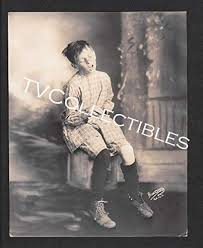 Amazon.com: 8x10 Photo~ Daddy Long Legs ~1919 ~Child Star Wesley Barry  Smoking a Cigar ~CS: Photographs