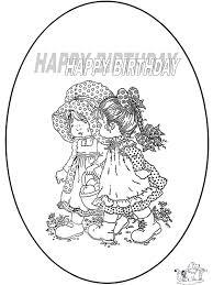 Hartelijk Gefeliciteerd 2 Kleurplaten Verjaardag