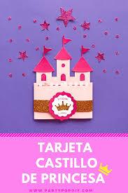 Tutorial Castillo De Princesa Castillo Princesa Princess Diy