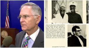Photos: Virginia Sen. Tommy Norment was editor for VMI yearbook with  blackface, racial slurs