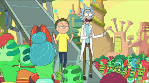rick and morty 4k wallpapers