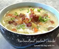 Newfoundland Seafood Chowder – Around ...