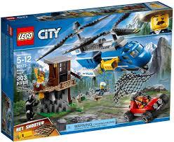 Mua LEGO City 60173 - Trực thăng Cảnh Sát 2 Cánh quạt (LEGO 60173 ...