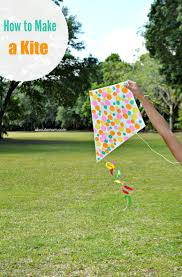 how to make a kite about a mom