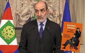 """IL CASO KAUFMANN"""": IL PRIMO ROMANZO DEL CONSIGLIERE DI MATTARELLA ..."""