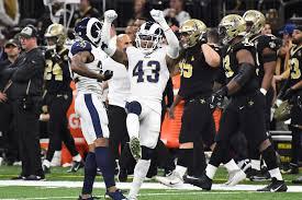 Rams safety John Johnson III gains Eagles fans after mocking the Saints |  Super Bowl LIII