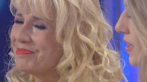Maria Teresa Ruta in lacrime per i suoi sensi di colpa, nei ...