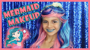 mermaid makeup tutorial we are the